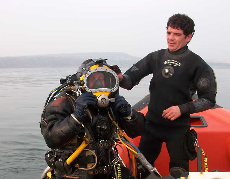hydrographic equipment